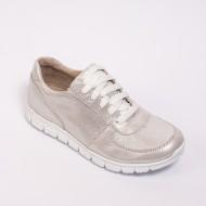 Semi-boots for schoolgirl