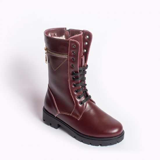 High boots for girls